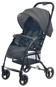 Купить <b>Прогулочная коляска everflo</b> Daily E-510 black по низкой ...