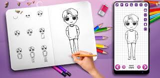 Learn to Draw Sweet Boys & <b>Cute Girls</b> - Apps on Google Play
