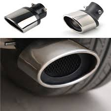 2019 Universal <b>Car Auto Exhaust</b> Pipe <b>Muffler</b> Tail Pipe Outlet ...