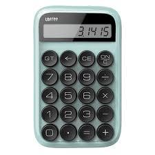 Настольный <b>калькулятор Lofree Digit</b>, бирюзовый