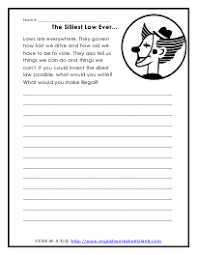 creative writing exercises for grade   writing activities for