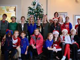 news faith christian school inc choir students decked out in holiday garb and brought the joy and hope of the christmas season to many care home residents in the yuba sutter area