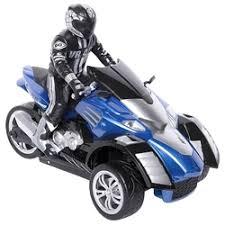 «<b>Радиоуправляемый мотоцикл Yuan Di</b> Трицикл 1:10 - t54 ...