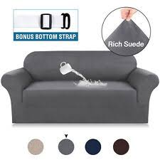 Suede <b>Furniture Slipcovers</b> for sale | Shop with Afterpay | eBay