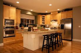 wall color ideas oak:  kitchen alluring best wall color for oak cabinets photos of fresh at model ideas oak kitchen