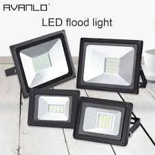 <b>Flood</b> Light <b>Led 100W</b> 10W 50W 20W 30W AC190 265V Waterproof ...