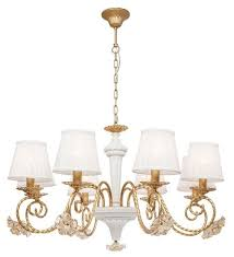 <b>Люстра Silver Light</b> Benedict <b>736.53.8</b>, E14, 480 Вт — купить по ...
