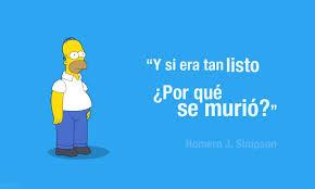 23 Frases de Homero Simpson