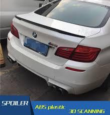 carbon fiber car rear trunk spoiler auto rear wings for infiniti g37 2door base journey sedan 2009 2013 jc style