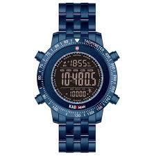 KADEMAN K849 <b>Men's</b> Multi-function Quartz Digital Watch Calendar ...
