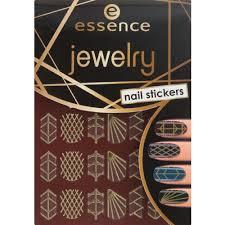 <b>Essence Nail Art</b> Stickers Jewelry - Clicks