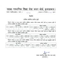 u p secondary education service selection board commerce final result general category physical education final result