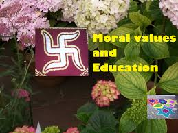 need and importance of moral education in schools education today need of moral education