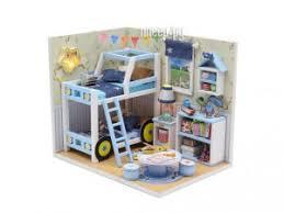 <b>Сборная модель DIY House</b> MiniHouse Комната мальчишек M019