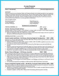 cool business consultant resume you need to get the job you eagerresume writter