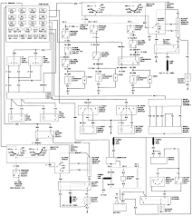 1989 chevrolet truck wiring diagram austinthirdgen org fig33 1987 body wiring continued gif