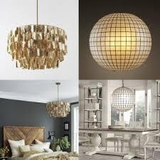 charming capiz chandelier for hanging capiz lighting and home interior design with bedroom decoration also dinig chandelier ideas home interior lighting chandelier