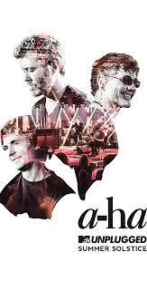 <b>a-ha</b>: <b>MTV</b> Unplugged - Summer Solstice (Video 2017) - IMDb