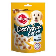 <b>Лакомство</b> для щенков <b>Pedigree Tasty Bites</b> Puppy ароматные ...
