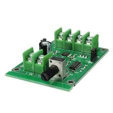 <b>5V</b>-<b>12V DC Brushless Motor</b> Driver Board Controller for Hard drive ...