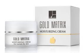 Gold <b>Matrix</b> Moisturizing <b>Cream</b> For Normal/Dry Skin Dr. Kadir ...