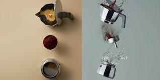 <b>Гейзерная кофеварка Alessi</b> от Дэвида Чипперфилда | AD ...