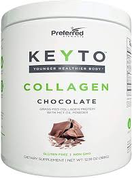 Keto Collagen Protein Powder with MCT Oil – Keto ... - Amazon.com