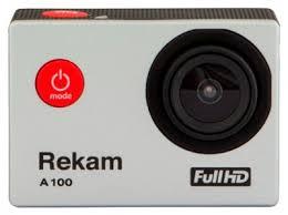 <b>Экшн</b>-<b>камера Rekam A100</b>, silver 1920x1080 • micro SD — купить ...