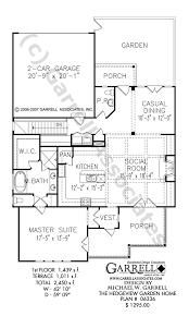Garden House Plans   LaurensThoughts comLovely Garden House Plans   Garden Home House Plans
