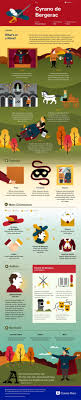 images about amusement stuff heart of edmond rostand s cyrano de bergerac infographic course hero