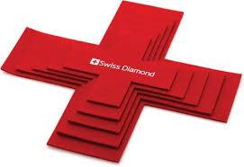 Отзывы на <b>Защита для сковород</b> Swiss Diamond SDA08 от ...