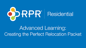 advanced learning creating the perfect relocation packet rpr advanced learning creating the perfect relocation packet rpr realtors property resourcereg rpr