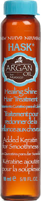 HASK <b>Масло</b> для восстановления и придания блеска волосам с ...
