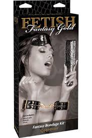 <b>Набор для бондажа</b> Fantasy <b>Bondage Kit</b> купить по цене 4250 в ...