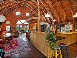 Gable  Yankee barn house plansBarn Style Home Plans