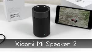 Обзор <b>колонки Xiaomi</b> Mi Speaker 2 - <b>Bluetooth</b> 4.1 - YouTube