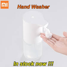 In Stock Original <b>Xiaomi Mijia automatic Induction</b> Foaming Hand ...