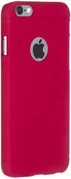Клип-кейс Nillkin <b>Super Frosted Shield для</b> Apple iPhone 6/6S red ...