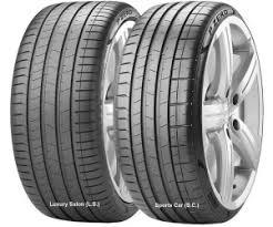 Buy <b>Pirelli P Zero</b> PZ4 <b>Luxury Saloon</b> 255/35 R20 97W PNCS from ...