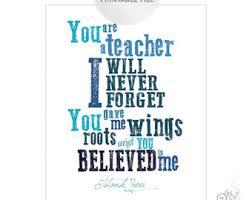 TEACHER QUOTES THANK YOU image quotes at hippoquotes.com via Relatably.com