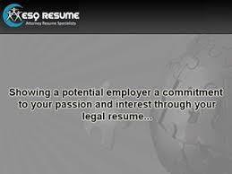 Attorney Resume Writing Guide Service   Video Dailymotion Reliable Attorney Resume Example