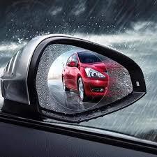 <b>2 PCS</b> Car Mirror Glass <b>Waterproof</b> Film – modychic