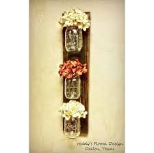 1000 ideas about mason jar sconce on pinterest barn wood decor sconces and wall vases adore diy hanging mason