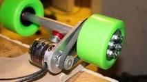 DIY Electric Skateboard v2.0: Smartphone Controlled – Видео ...