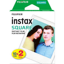 <b>Fujifilm Instax</b> Mini Instant <b>Color Film</b> (2 Packs, 20 Shots)