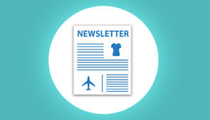 This form of writing keeps your clients engaged and prepped for future business opportunities  Newsletters open newer opportunities for you to interact with