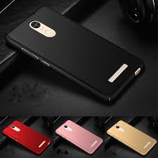 For Xiaomi Redmi Note 3 Case Luxury <b>Frosted Anti drop PC</b> Hybrid ...