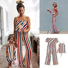 Best value Fashion <b>Family Matching Clothes</b> Mother <b>Summer</b> ...