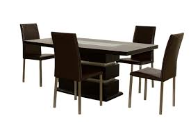 safety glass dining table chairs sets contemporary tempered glass top dining table with curved two tone mode