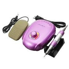 110v/220v <b>35000rpm pro electric</b> nail drill file machine pen ...